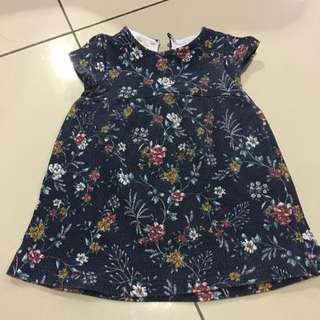 Zara Dress Baby Girl