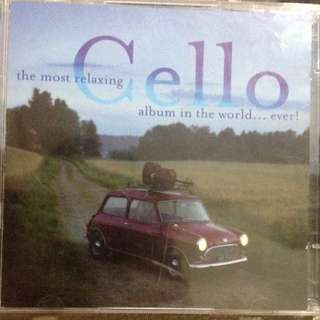 Most Relaxing Cello Album In The World