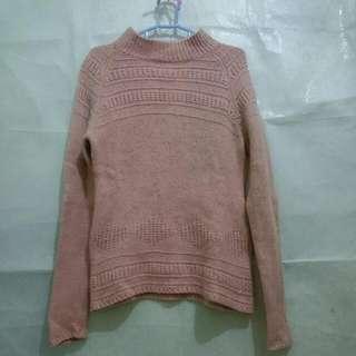 Pinky Nude Sweaters