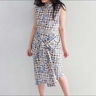 Amiee Batik Dress By DXF Batik