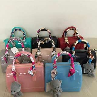 Furla Speedy Jelly