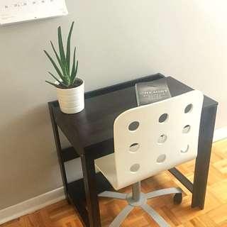 Condo Size Desk And Chair
