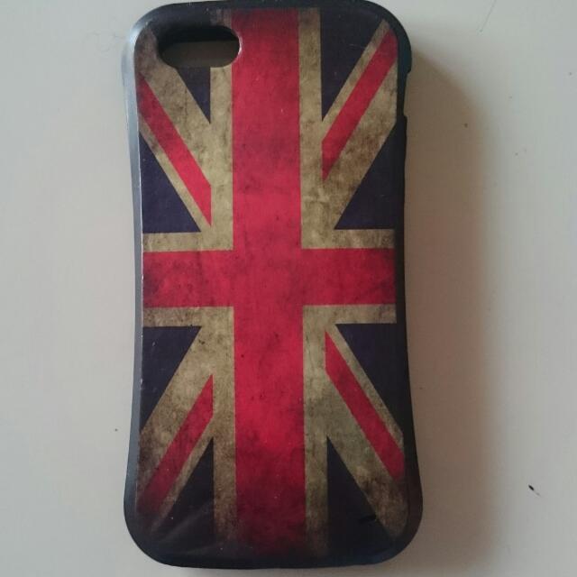 復古英國手機殼