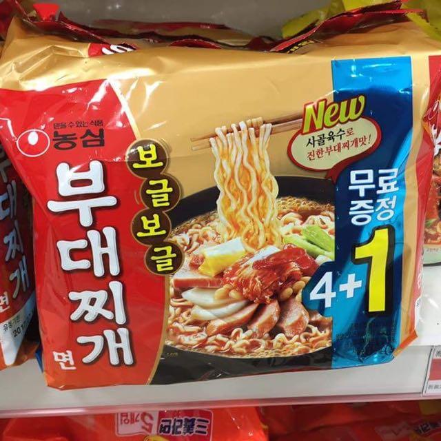 韓國代購 部隊鍋泡麵