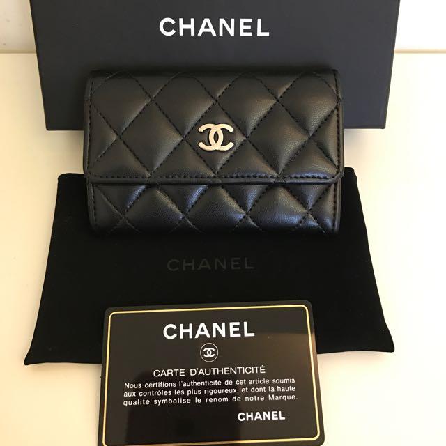 保證正品 Chanel 香奈兒 零錢包 卡片包 康朋