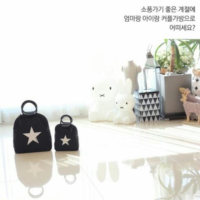 韓 Jou Jou star 星星親子包