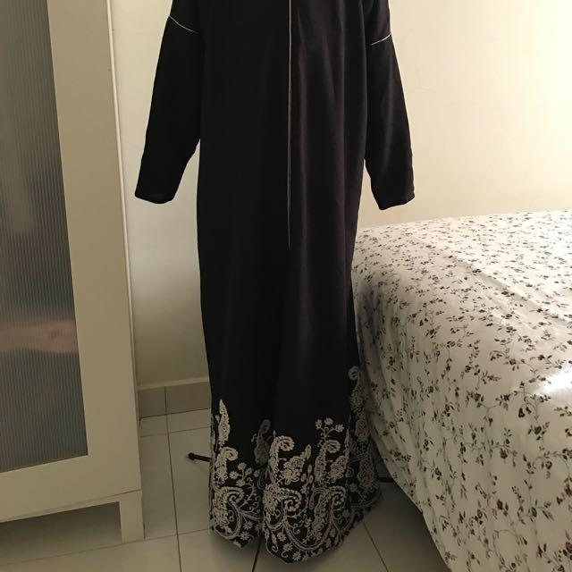 Abaya Lace