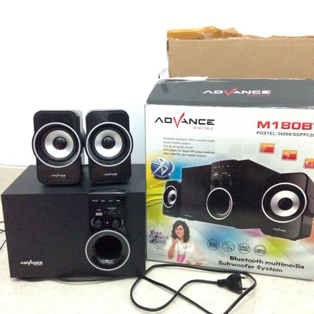 Advance Digital Speaker M180BT