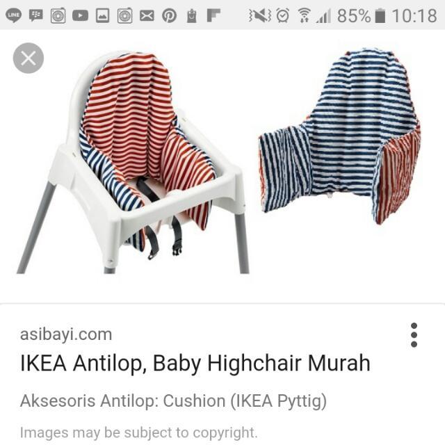 Alas Penyangga Baby Chair Dari Ikea