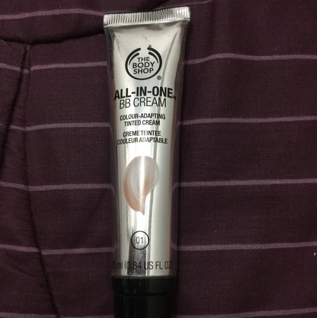 All In One BB Cream - The Body Shop