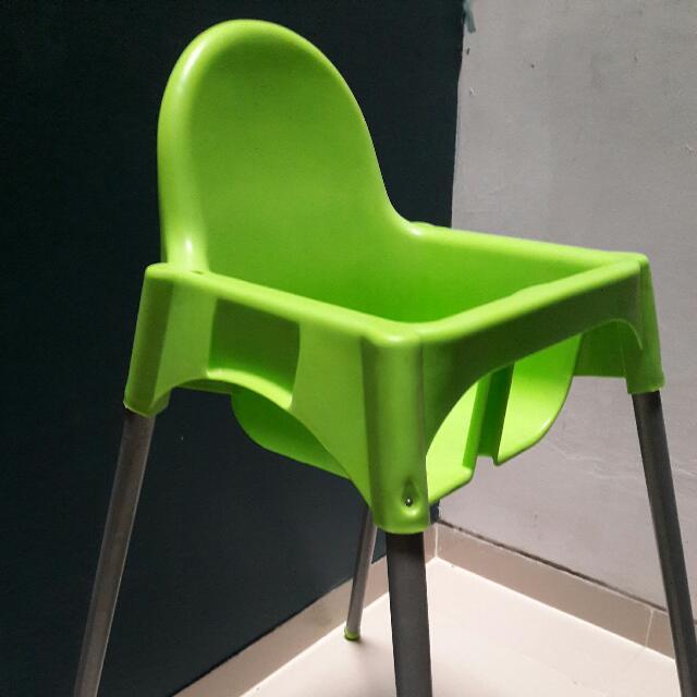 Baby Chair + Ada Meja Nya Jg Yah Mom