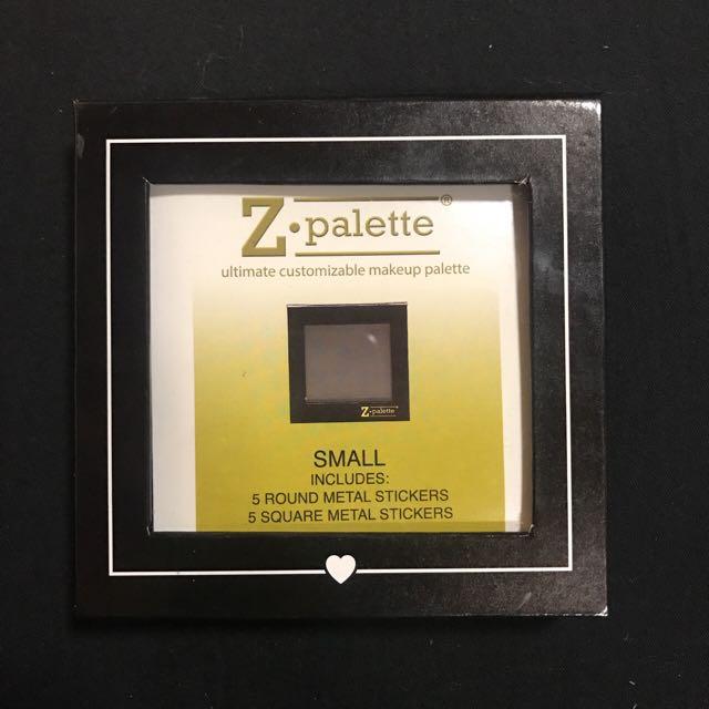 Brand New Z Palette