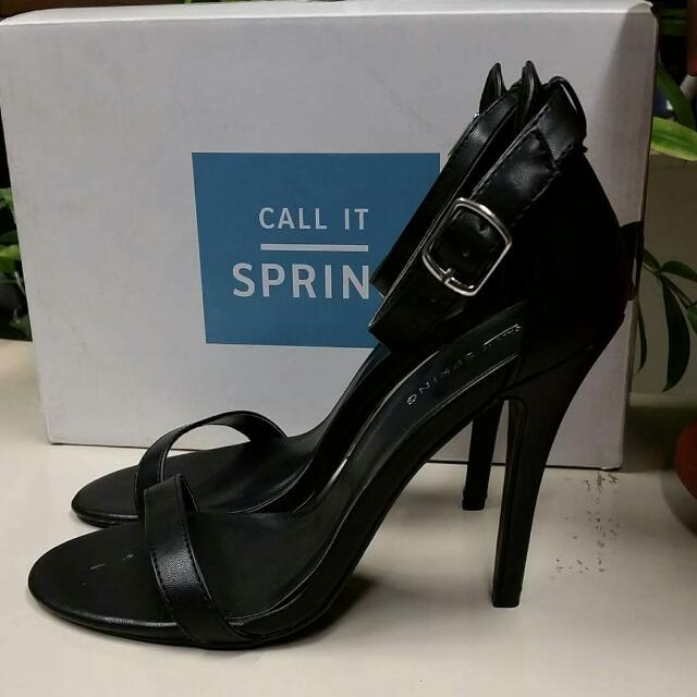 (Call it spring ) HIGH HEELS