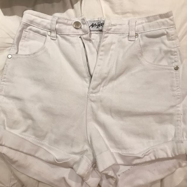 City Beach Shorts Size 8