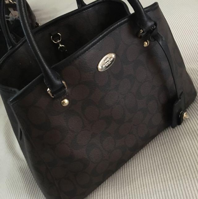 Coach 100% authentic Tote Bag Handbag