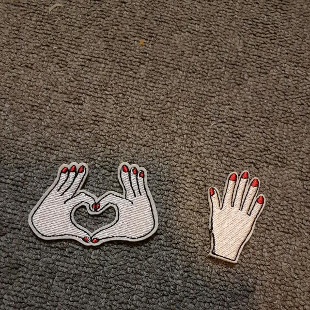 Cool Iron Patches