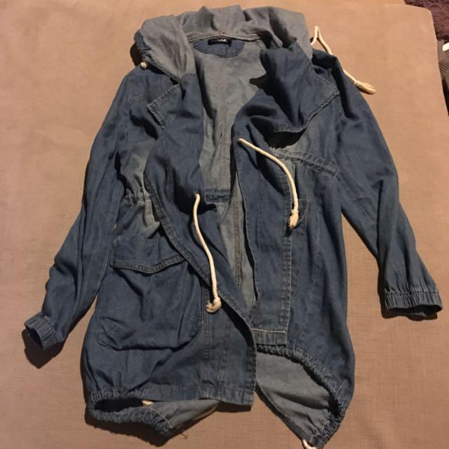 Denim Jacket Size 6-10