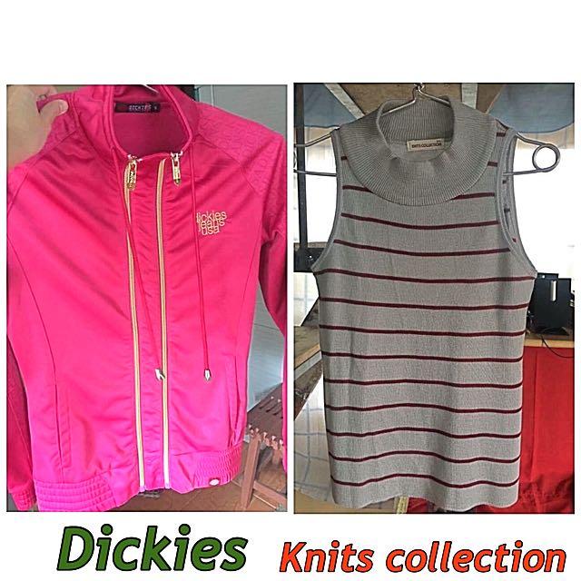 Dickies Jacket / Turtle Neck