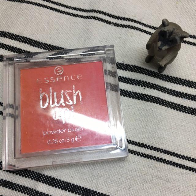 essence 腮紅  漸層腮紅(美國購入)