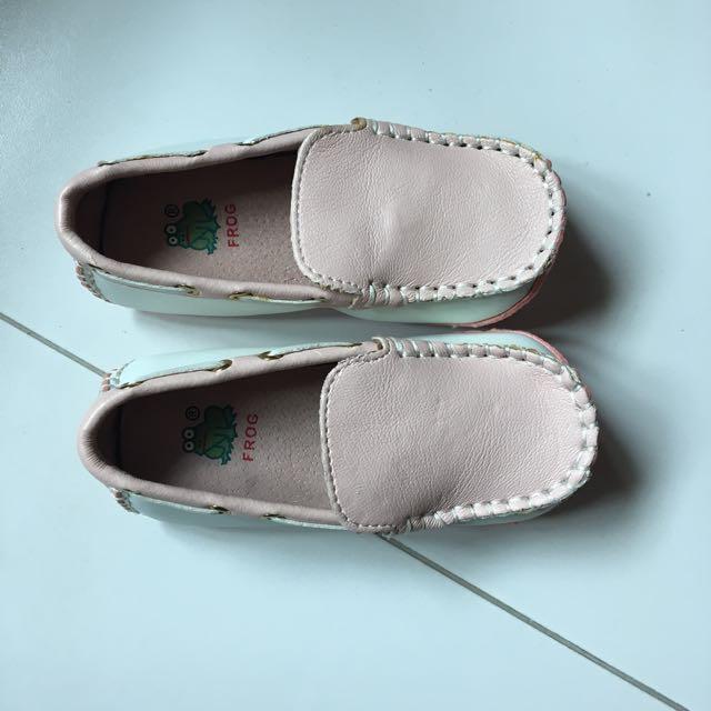 ea34483a Frog Shoes for Toddler - Girl, Babies & Kids, Girls' Apparel on ...