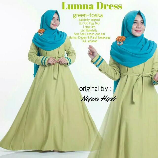 Gamis Lumna Dress
