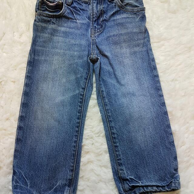 GAP Boys Jeans 2yrs