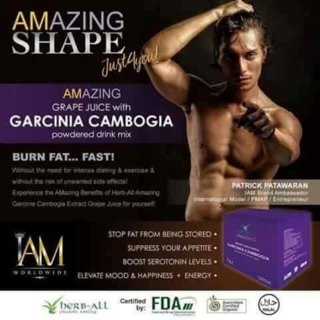Garcinia Cambogia Slimming Juice