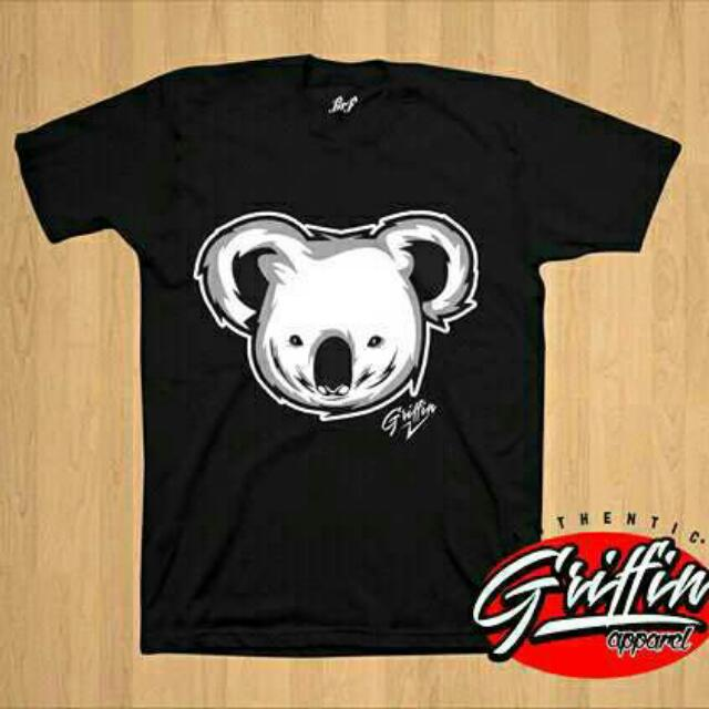 Griffin Apparel In Black