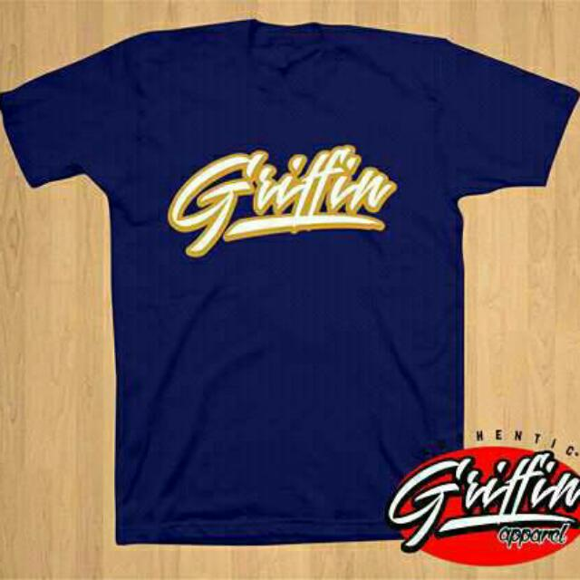 Griffin Apparel In Blue