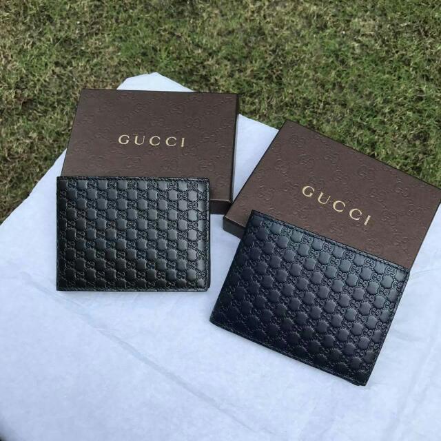 5fc115a3887 Gucci Microguccissima Bifold Wallet • READYSTOCK
