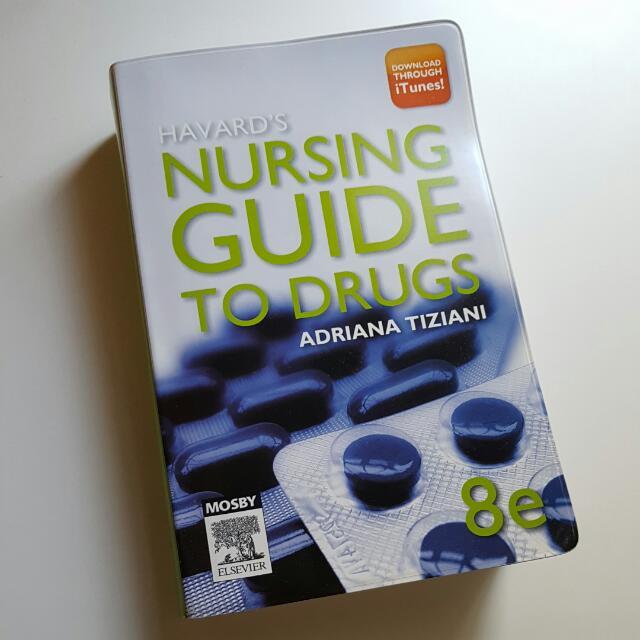Hazards Nursing Guide To Drugs