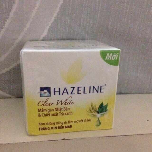 Hazeline Clear White (Thailand)