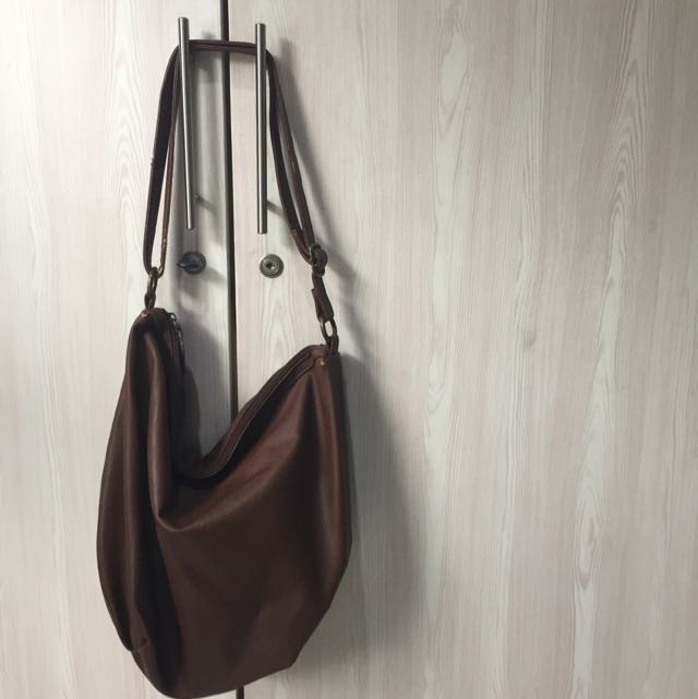 H&M Brown Shoulderbag