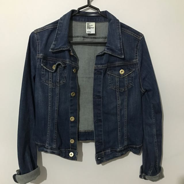 H&M Denim Jacket - Size 6 US