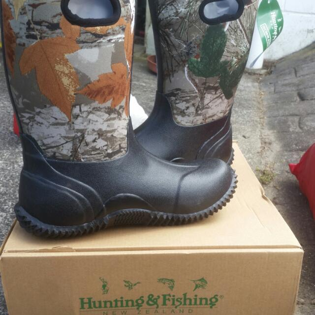 Hunting And Fishing Puddle Jumpers