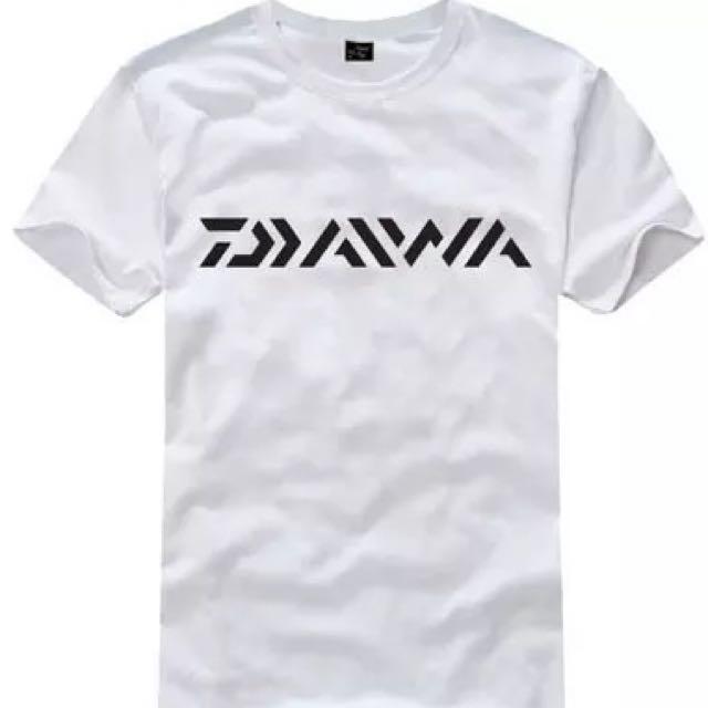 [InsighterTrading] Daiwa Tee Tshirt Men (White)