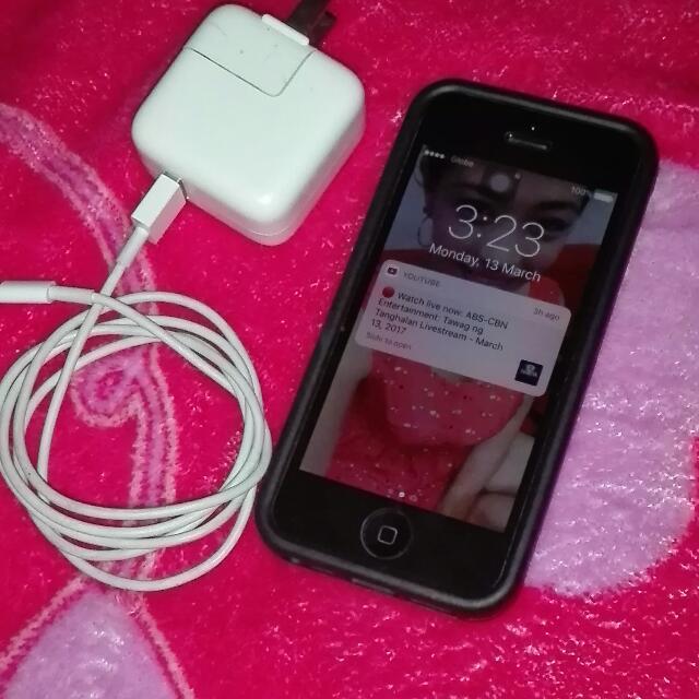 Iphone 5 16gb Globelocked