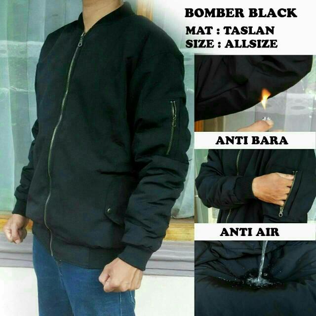 Jaket Anti Air Anti Bara