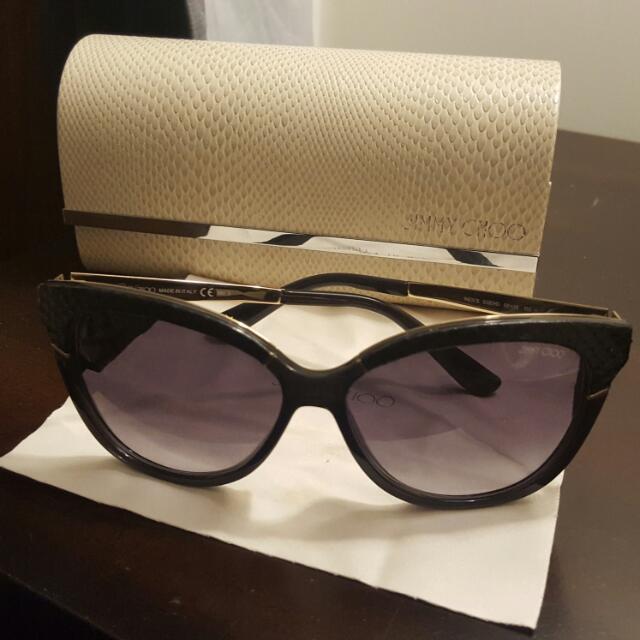 Jimmy Choo Sunglasses Ines