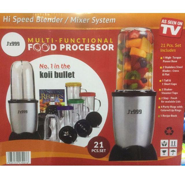 JZ999 MultiFunctional Food Processor