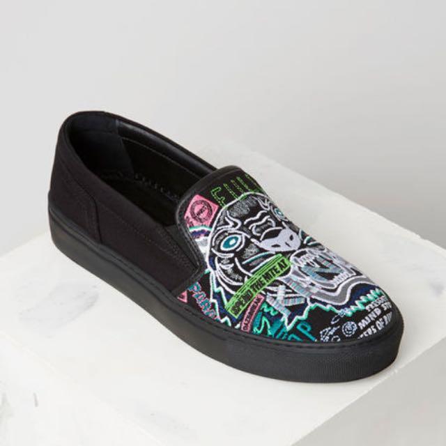Kenzo鞋