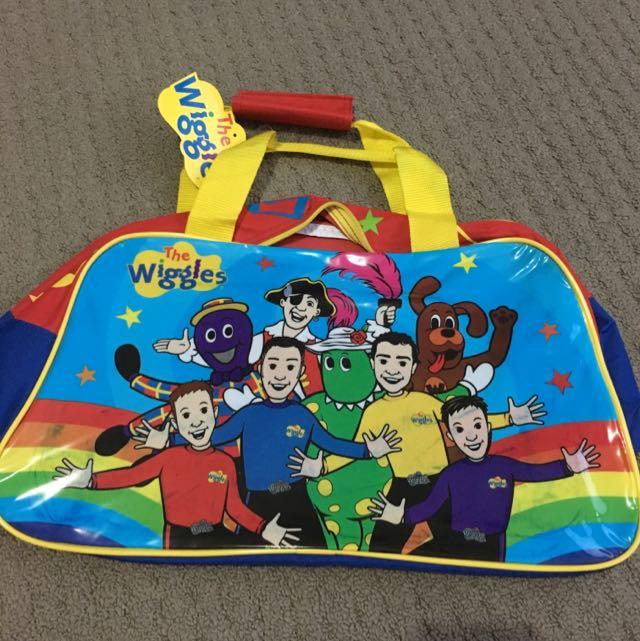 Kids Overnight Bag