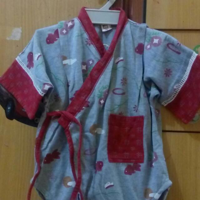 Kimono Baby