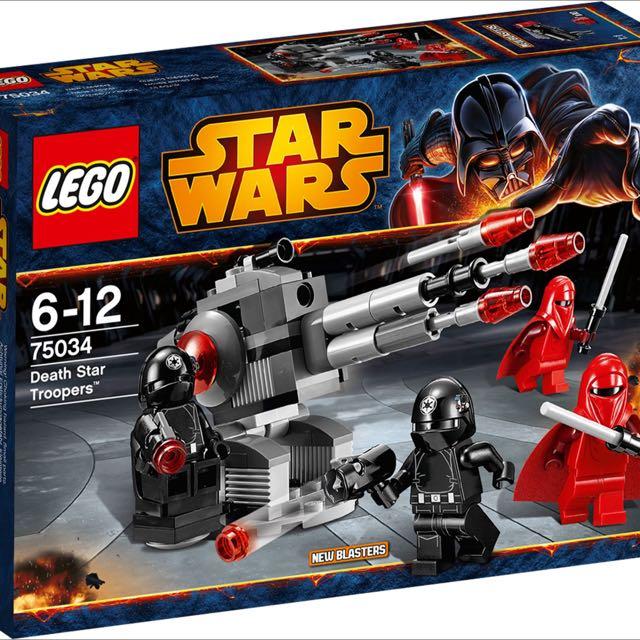 Lego Starwars 75034
