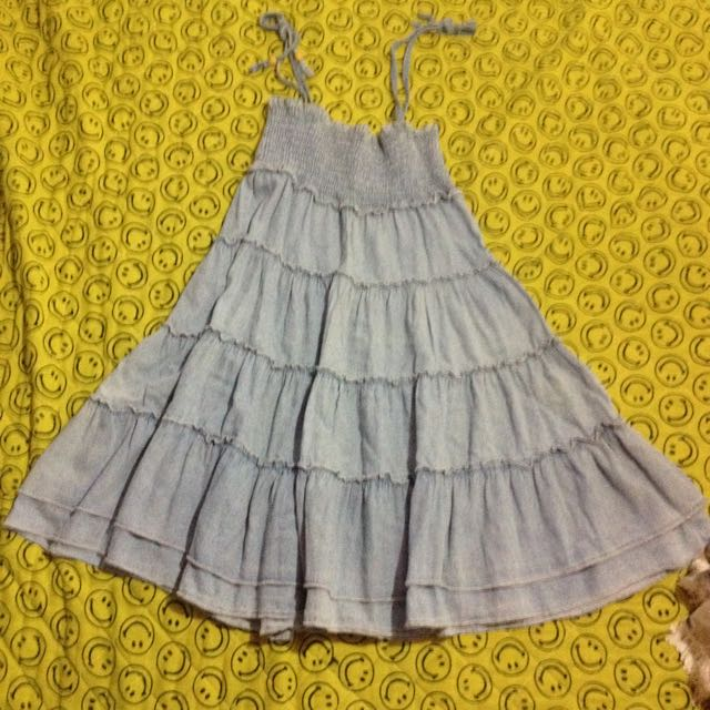 Like Maong Dress
