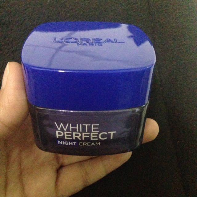 Loreal Nigh Cream