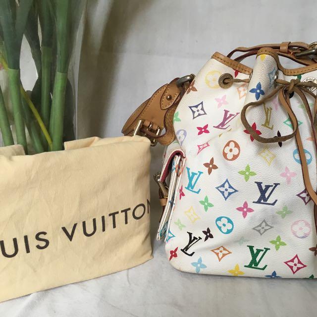 Louis Vuitton Multicolore Bucket Tote