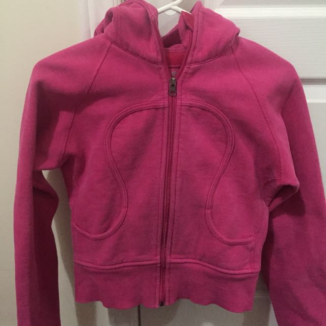 Lululemon Cropped Hoodie Size 6