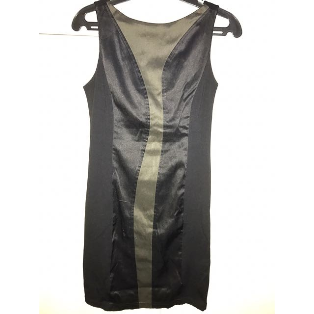 SALE❗️LVER Bodycon Stretch Black Dress