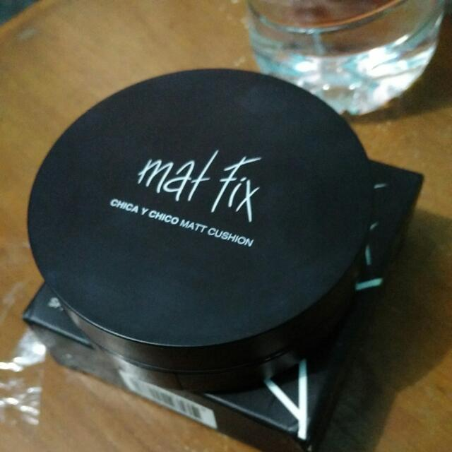 Mat Fix Chica Ya Chica Matt Cushion No 23